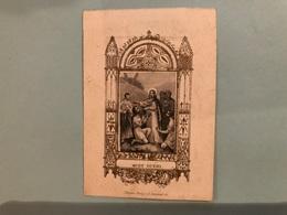 Mademoiselle De Codt Isabella Marie Adelaide +1841 Ieper *1790 Ypres Fille De Albert Et Isabelle Iweins - Obituary Notices