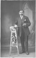 PHOTOGRAPHIE D UN INCONNU DEBUT 1900 - Photographs