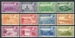 Etiopía 1947. Yvert 257-68 ** MNH. - Ethiopia