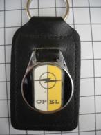 1020 Porte Clefs OPEL  Garage Automobile BAILLET 71 Av De Flandre 59700 Marcq En Baroeul 59 - Key-rings