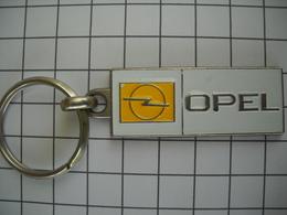 1019 Porte Clefs OPEL     Automobile - Key-rings
