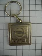 1017 Porte Clefs OPEL COLOMIERS Garage Blesa  31 - Key-rings
