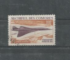 29   CONCORDE      (708) - Comoro Islands (1950-1975)