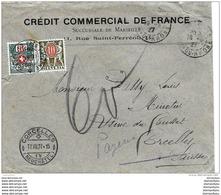 44-86 - Carte Envoyée De Charlottenburg En Suisse - 1 Timbre Taxe Suisse 1925 - Impuesto