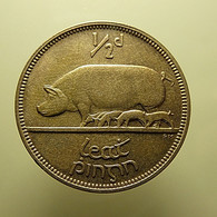 Ireland 1/2 Penny 1935 - Irlanda