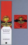-014-  LE FELIN Ed. : LES GALAXIES MARKARIAN - DUO MARQUE PAGE + AUTOCOLLANT - Bookmarks