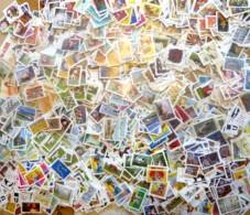 FRANCE - 2000/2010 - 400 Gr. De Timbres Oblitérés Décollés - Très Beaux - Des Milliers De Timbres- Forte Cote - Stamps