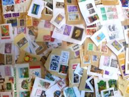 FRANCE - 500 Grammes Timbres Oblitérés à Décoller - Toutes époques, Très Diversifié - Des Milliers De Timbres - Bon état - Collections