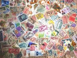 PAYS D' EXPRESSION  FRANCAISE - Lot 200 Grammes Timbres - Neufs Et Oblitérés - Bon état. - Stamps