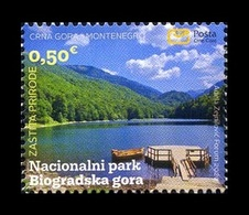 Montenegro 2020 Mih. 449 National Park Biogradska Gora MNH ** - Montenegro