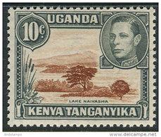 Kenya Uganda & Tangayika 1938/52. Michel #56-C MNH/Luxe. Perf. 13х12½ . Naivasha Lake (Ts04/15) - Kenya, Uganda & Tanganyika
