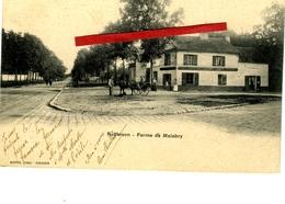 Robinson - Ferme De Malabris - (CP Adressée à La Directrice Des Postes Et Télégraphes à Rebais) - Chatenay Malabry