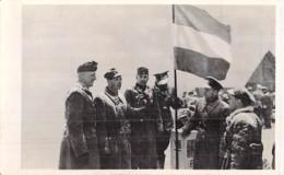 MAGYARORSZAG Hongrie - Magyar Lengyel Barati Talalkosas / Rencontre Réservistes Hongrois Polonais - CPSM Photo PF 1939 - Hongrie