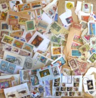 PAYS D'EXPRESSION FRANCAISE - 90 Gr. Timbres Oblitérés à Décoller - Toutes époques, Nombreux Pays - Bon état - Stamps