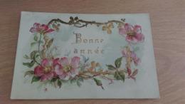 CP -  BONNE ANNEE - Nieuwjaar