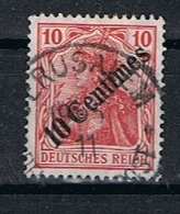 Levant Duits Bureau Y/T 53 (0) - Bureau: Turquie