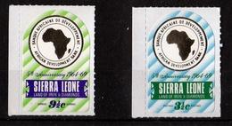 Sierra Leone - Mint Lightly Hinged - 1969 African Developments Bank - Sierra Leone (1961-...)