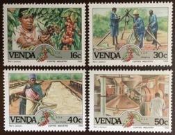 Venda 1988 Coffee Industry MNH - Venda