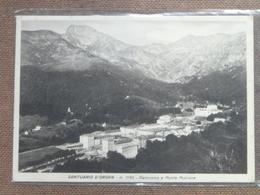 OROPA - SANTUARIO - PANORAMA E MONTE MUCRONE --1949 -    -  FP  --BELLA - Italia