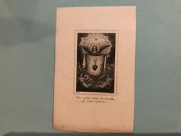 De Fourmestraux De Saint-Denis +1840 25 Ans Château De Gussignies Nord Pas De Calais France D'Hangouwart - Obituary Notices