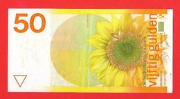 NETHERLANDS 50 GULDEN 4.1.1982 - [2] 1815-… : Koninkrijk Der Verenigde Nederlanden