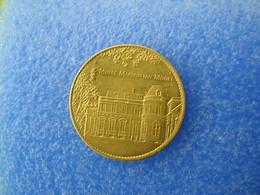 940 Médaille Jeton Touristique Musée MARMOTTAN Monet Impression Soleil Levant - Altri