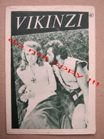 The Vikings (1958) / Richard Fleischer: Kirk Douglas, Tony Curtis, Ernest Borgnine - MAKEDONIJA ( American Film ) - Programs