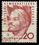 DDR 1960 Nr 762 Zentrisch Gestempelt X8B88C2 - Gebraucht