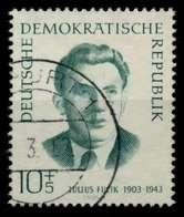 DDR 1962 Nr 882 Gestempelt X8E0AFE - Gebraucht