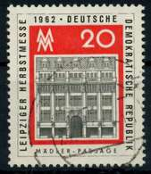 DDR 1962 Nr 914 Gestempelt X8E6C2E - Gebraucht