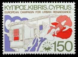 ZYPERN Nr 559 Postfrisch S039EAA - Cyprus (Republic)