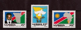 Namibia - Independence 1990 UMM - Namibia (1990- ...)