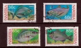Namibia - Coastal Angling 1994 Used - Namibia (1990- ...)