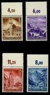 3. REICH 1941 Nr 806-809 Postfrisch ORA X6F2756 - Germany