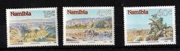 Namibia - Paintings JJ Van Elinchuizen 1990 UMM - Namibia (1990- ...)