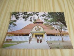 Yogyakarta (Indonésie).Mosquée Kauman. - Indonesia