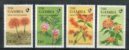 Gambia 1987. Yvert 650-53 ** MNH. - Gambia (1965-...)