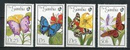 Gambia 1989. Yvert 785-88 ** MNH. - Gambia (1965-...)