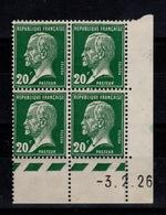 Coin Daté - Pasteur YV 172 N** (micro Impureté Au Verso Sinon Luxe) Du 3.2.26 , Pas Courant - Coins Datés