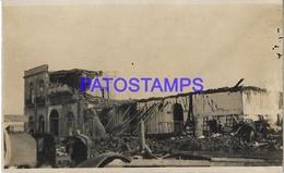 134409 PARAGUAY ASUNCION REVOLUCION 1904 RUINS POSTAL POSTCARD - Paraguay