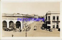 134410 PARAGUAY ASUNCION VISTA DE LA CALLE POSTAL POSTCARD - Paraguay