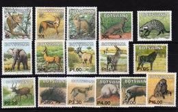 Botswana - Mammals 2002 UMM - Botswana (1966-...)