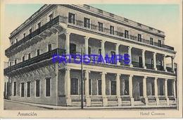 134419 PARAGUAY ASUNCION HOTEL COSMOS POSTAL POSTCARD - Paraguay
