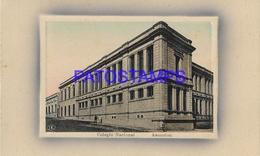 134420 PARAGUAY ASUNCION SCHOOL COLEGIO NACIONAL POSTAL POSTCARD - Paraguay