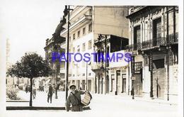 134425 PARAGUAY ASUNCION VISTA DE LA CALLE STREET POSTAL POSTCARD - Paraguay
