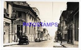 134428 PARAGUAY ASUNCION STREET CALLE PALMA POSTAL POSTCARD - Paraguay