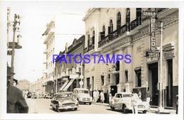 134431 PARAGUAY ASUNCION STREET CALLE & AUTOMOBILE CAR POSTAL POSTCARD - Paraguay