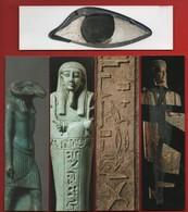 -042-  MUSEE DES ANTIQUITES DE ROUEN : SERIE EGYPTE - LOT 5 MARQUE PAGE - Bookmarks