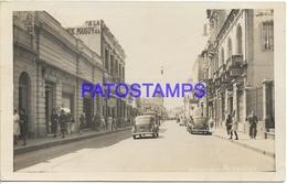 134441 PARAGUAY ASUNCION STREET CALLE PALMA POSTAL POSTCARD - Paraguay