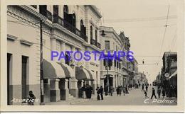 134442 PARAGUAY ASUNCION STREET CALLE PALMA PHOTO NO POSTAL POSTCARD - Paraguay